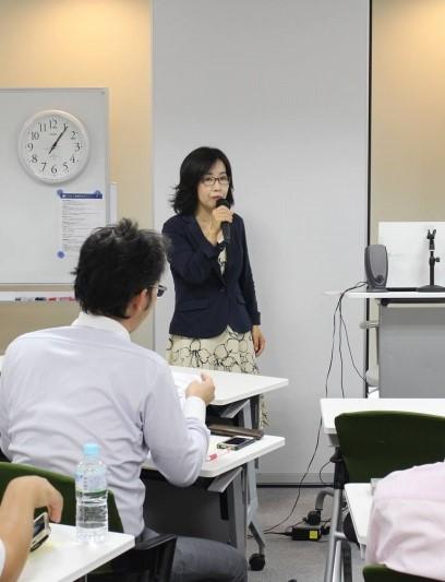 ITを活用した販路拡大セミナー(埼玉県商工会議所連合会)今井房子